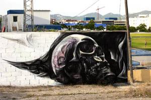 Eternal by urban-street-art