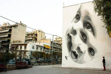 No Future by urban-street-art