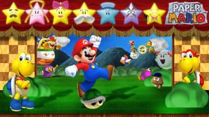 Paper Mario Remake by GEO-GIMP