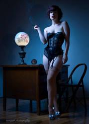 Femme Fatale by Scherbius