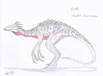 JP: Troodon Pectinodon [OLD] by Sinncrow