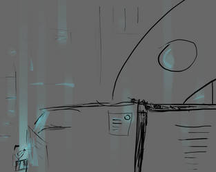 The Last Fourteen Seconds of Doorways by Sinncrow