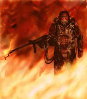 Burn Baby, Burn by swirekster