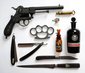Collection of Crime by Raubritter