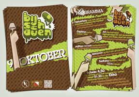 Bijschaven Flyer by miZter-maZe