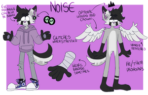 Noise Ref 2018 - COMM by sodamunch