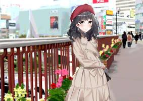 OsakaGirl by kurigura
