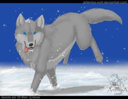 Iki by ArtemisA-wolf