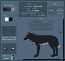 ArtemisA's refsheet by ArtemisA-wolf