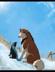 Neeeeh by ArtemisA-wolf