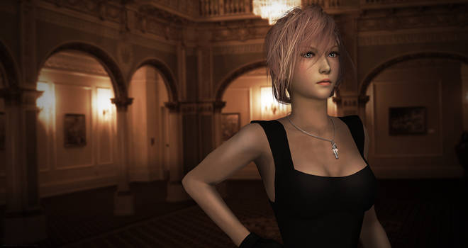 Miss Claire Farron - Lightning by andersoncathy