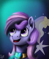 [Request] Stargazing - Starchase's Portrait by MisiekPL