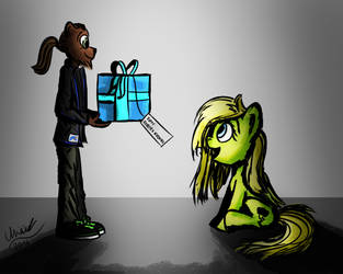 For a Great Friend (Gift) by MisiekPL