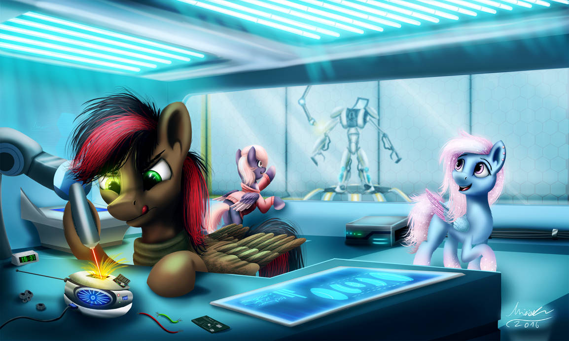 Future Source (Commission) by MisiekPL