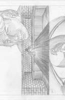 True Savior Page 1 by Jorell-Rivera