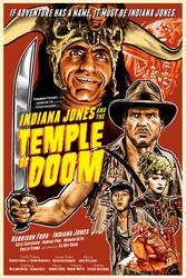 Indiana Jones and the Temple of Doom by Hefnatron