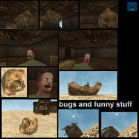 bugs and funny stuff by DennisH2010