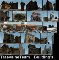 TraevaineTeam Building by DennisH2010