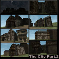 The City Part.2 by DennisH2010