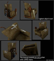 Ugliest object ever by DennisH2010