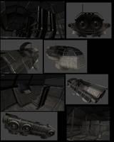 Transport Shuttle Update by DennisH2010
