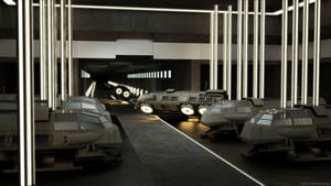 Shuttle Station cycles render by DennisH2010