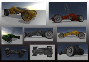 Speedcartexture nearly done by DennisH2010