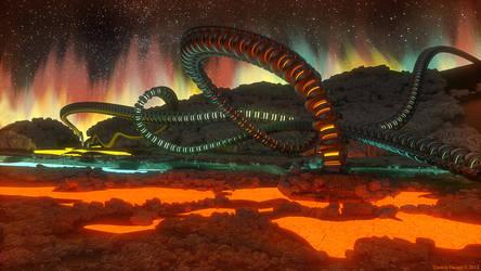 Earthworm by DennisH2010