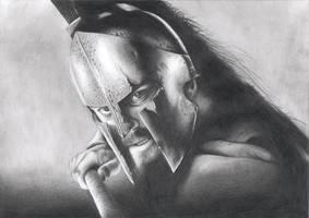 Leonidas by CoolGAlien