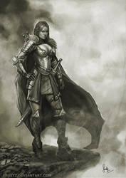 Princess of War by Froitz