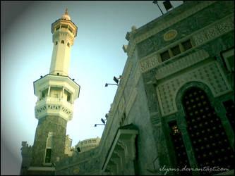 Masjid al-Haram, Makkah 1 by ilyani
