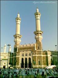 Masjid al-Haram, Makkah 2 by ilyani