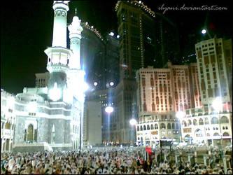Masjid al-Haram, Makkah 3 by ilyani