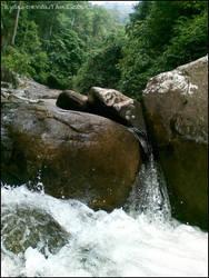 Setong Waterfall by ilyani