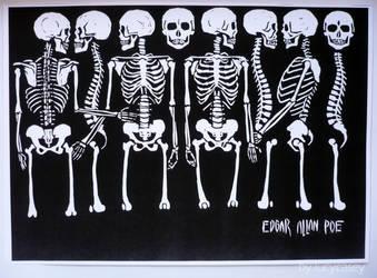 E.A.Poe cover by lucycasey