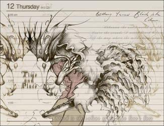 12 Thursday by ceredwyn