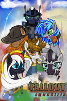 Fallout Equestria by Munkari