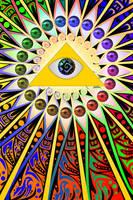 Omnipotent Eye - Digital by ninja-jones
