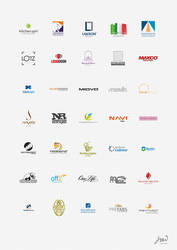 Logo-Folio 2007-2008 part III by arpad
