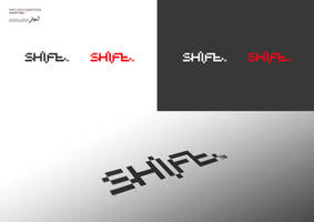 SHIFT Logo Competition 3 by arpad
