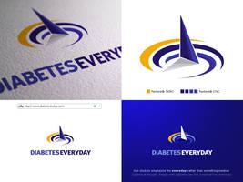 Diabetes Everyday logo by arpad