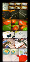 Portfolio showcase by arpad