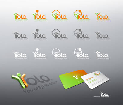 YOLO logo by arpad