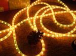 Coiled Lights by darksporechild