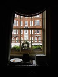 Windowside by darksporechild