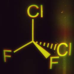 A Study in Chemistry--Dichlorodifluoromethane--TBB by darksporechild