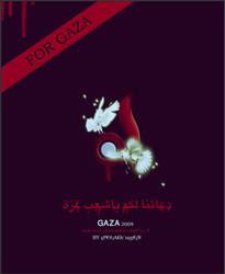 FOR GAZA by specialhussein