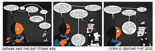 Batman and the Bat-Titans 58 by Super-Josh