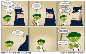 Batman and the Bat-Titans 88 by Super-Josh