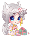 Neko's Gift! by KagomeHanami